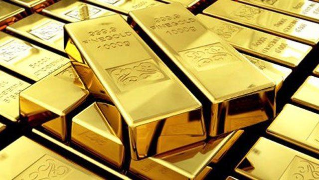 Цена золота уверенно идет вверх