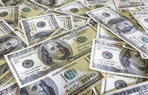 Скачок курса доллара на межбанке