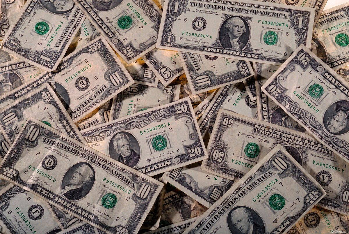 Межбанковский курс доллара начал падать