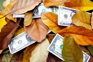 Курс валют по осени считают?