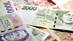 чешские кроны в украине